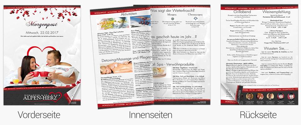 Hotelzeitung leichtgemacht - Mister Morgenpost
